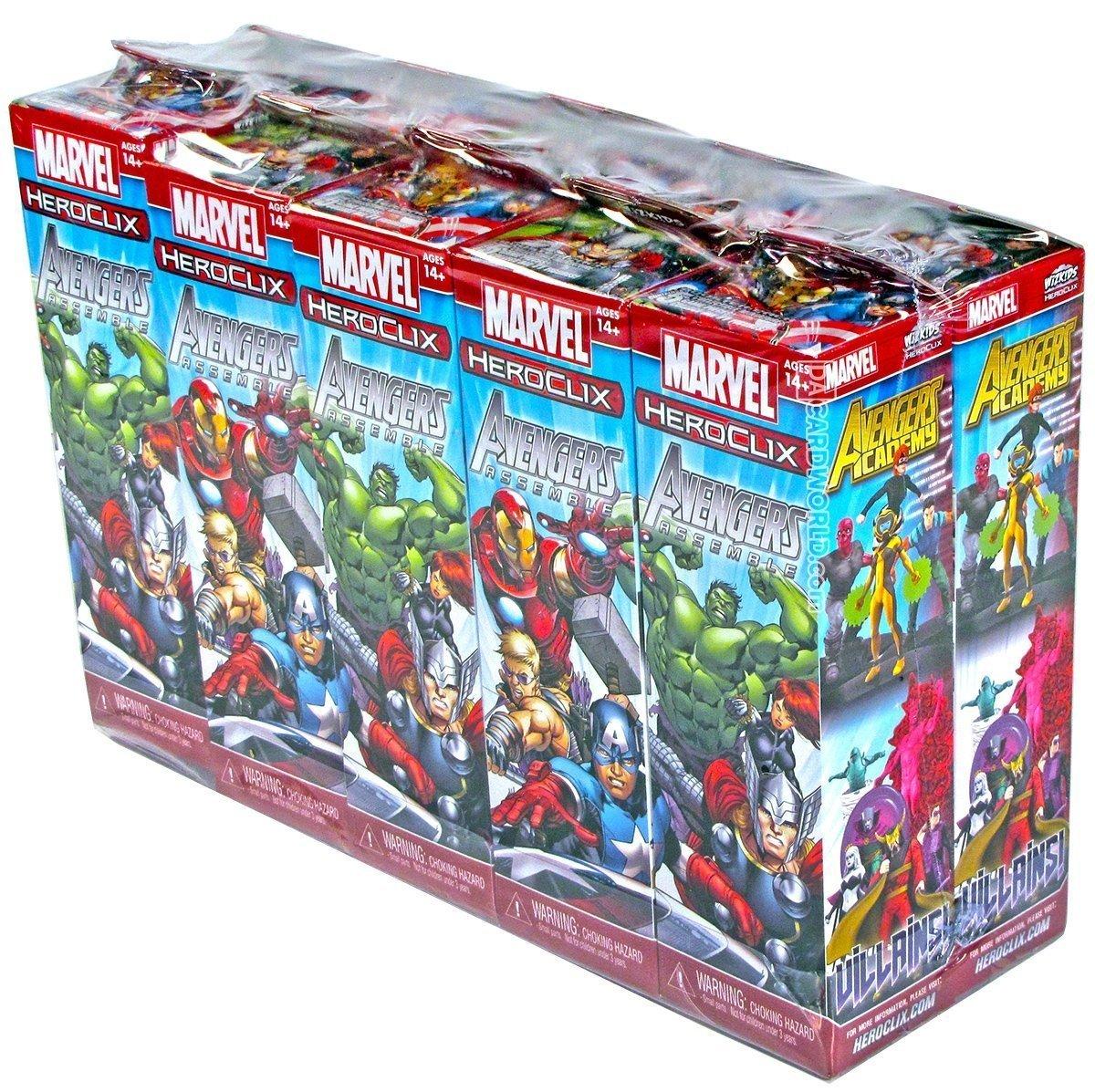 Marvel HeroClix: Avengers Assemble Booster Brick
