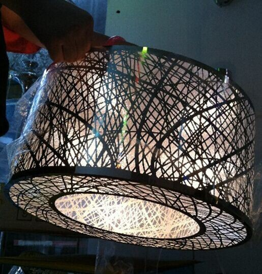High Quality Laser Cut Metal Lamp Shade Candle Holders