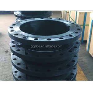 ASTM A234 WPB carbon steel WN flange