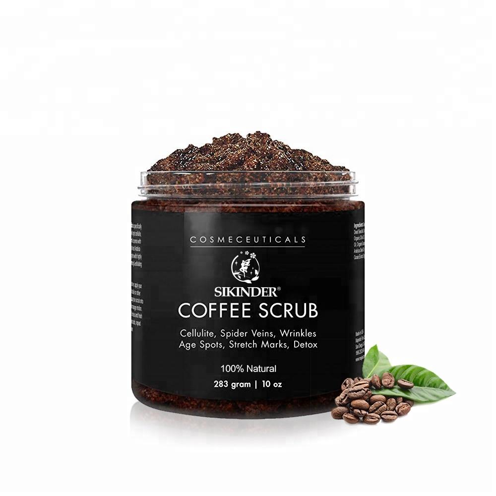 Arabica di Caffè Scrub Corpo