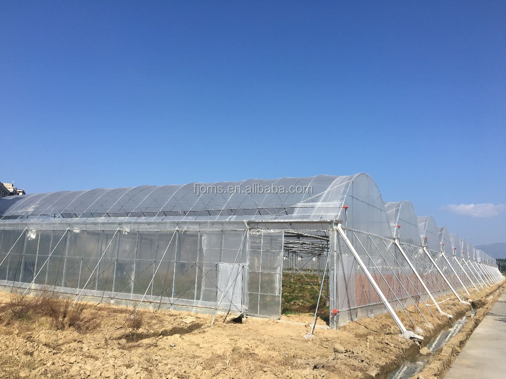 UV-stabilisierte Single-Span Agricultural Greenhouses-Folie