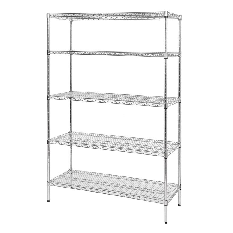 Nsf 4 Tiers #304 Stainless Steel Wire Shelving Rack -15 Years ...