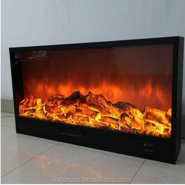Venta al por mayor muebles para chimeneas electricas-Compre online ...