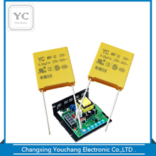 2018 new product high quality 275vac mkp capacitor