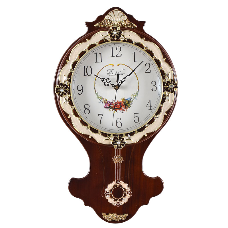 2016 Hot Selling Antique Cheap Promotional Gift Item Wall Clock for Decor