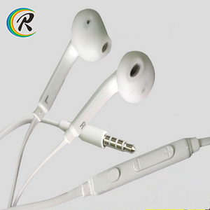 Trade Assurance white headphones audifonos for Samsung S6 headphone