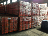 Warehouse Drive-through Rack Systems Double Entry Storage Rack ...