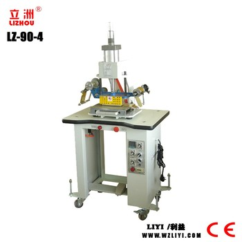 LZ-90-4 pneumatic clothing label stamping machine with low price