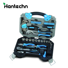 56pcs household hand tool set combination hardware tools set