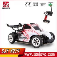 2015 NEW RC SUV ! 1:28 2.4G 4WD Rc Racing Car with 130 Brushed Motor / Real-time Remote Control Car for Sale SJY-WL-K979