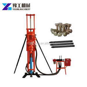 Factory Price cheap Water Drilling Rig Machine in India