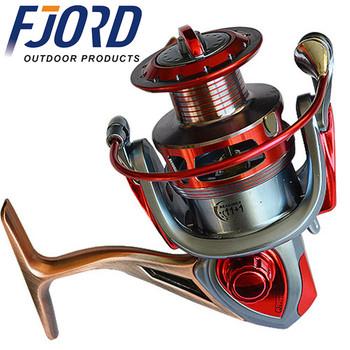 Fjord All Metal Japan Saltwater Fishing Spinning Reel - Buy Metal Fishing  Reel,Japan Spinning Reel,Fishing Reel Saltwater Spinning Product on