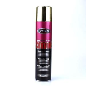 Gold color best mirror effect high heat chrome aerosol Paint spray