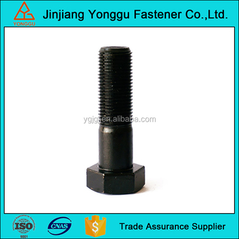 Hot Sale Black Ifi 541 Metric Hex Transmission Tower Bolts