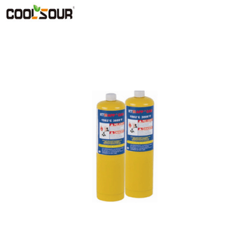 COOLSOUR Yellow Mapp Gas