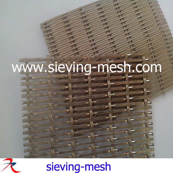 304 316 stainless steel decorative wire mesh for elevator cab stainless steel crimped woven mesh - Decorative wire mesh panels ...