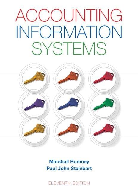 تحميل كتاب نظم المعلومات المحاسبية مارشال رومني