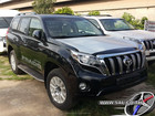 2015 INTERCOOLER 3.0 TURBO DIESEL 7 SIÈGE VXL TOYOTA LAND CRUISER
