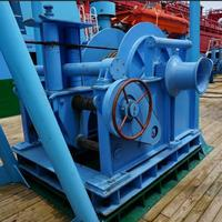 Best sale high quality 1- 10t fishing trawler hydraulic winch for fishing boat/ship