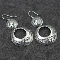 Fashion Jewelry Newest Nesign Calabash Thailand Sterling Silver Drop Earring
