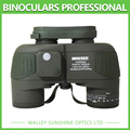 Waterproof HD Ocean Marine Floating Boat Binoculars Telescope With Interal Compass Rangefinder Reticle Binoculars 10x50