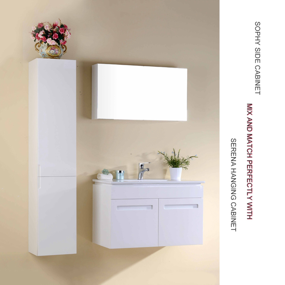 High Gloss Black Finish Bathroom Vanity Wholesale, Bathroom Vanity ...