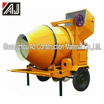Best Selling Jzc350 Electric Motor Big Cement Drum Mixer