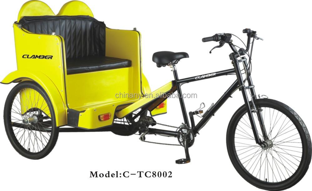 3 Wheel City Tourist Sightseeing Travel Passenger Taxi