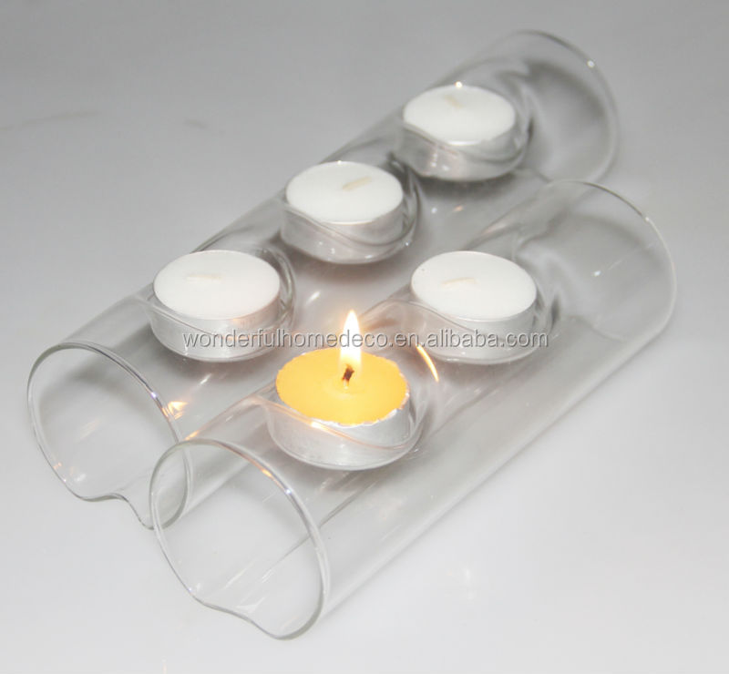 Glass Tube Candle Holder Wholesale Taper Holders Birthday