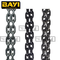 big capacity link chain heavy load chain 12mm long link chain