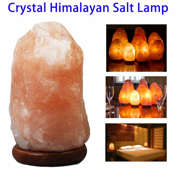 2017 Wholesale Salt Lamp Himalayan Rock Salt Lamps for Home