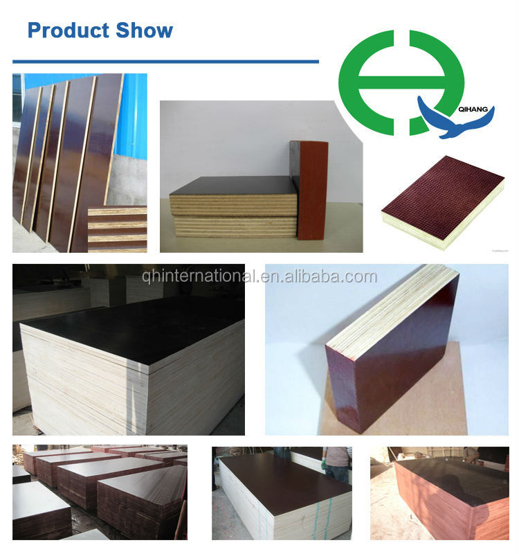 high quality 12mm marine plywood for construction