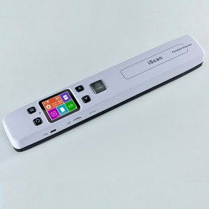 iScan Wireless Wifi Portable Digital Document Scanner Handheld Scanner 1050DPI Double Roller Drive Scanning