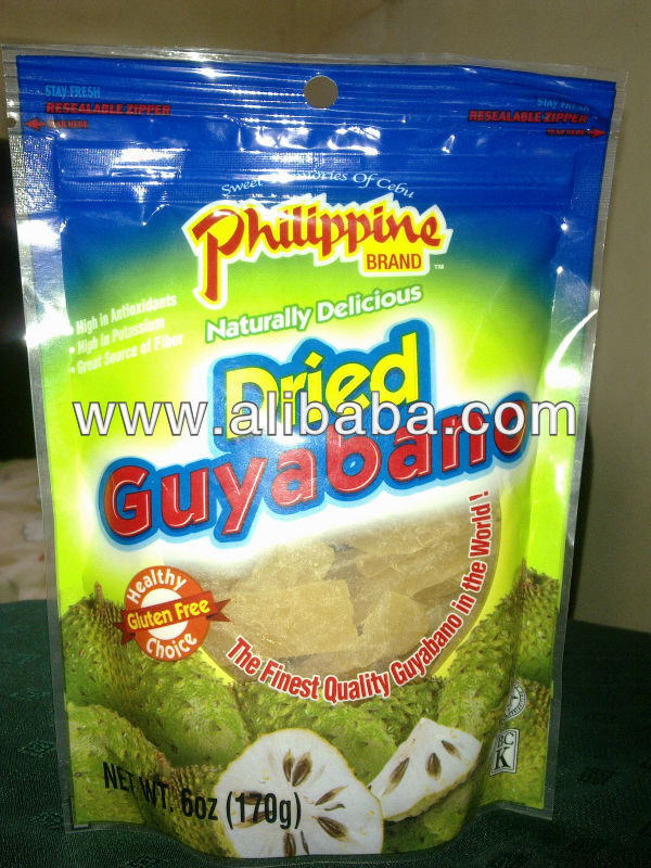 Naturally Dried Soursop Or Guyabano Fruit Guanabana Graviola 1 ...