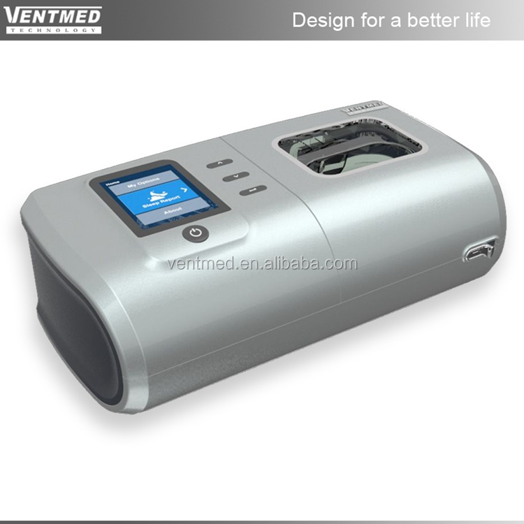 Ventmed auto cpap machines with integrated humidifer