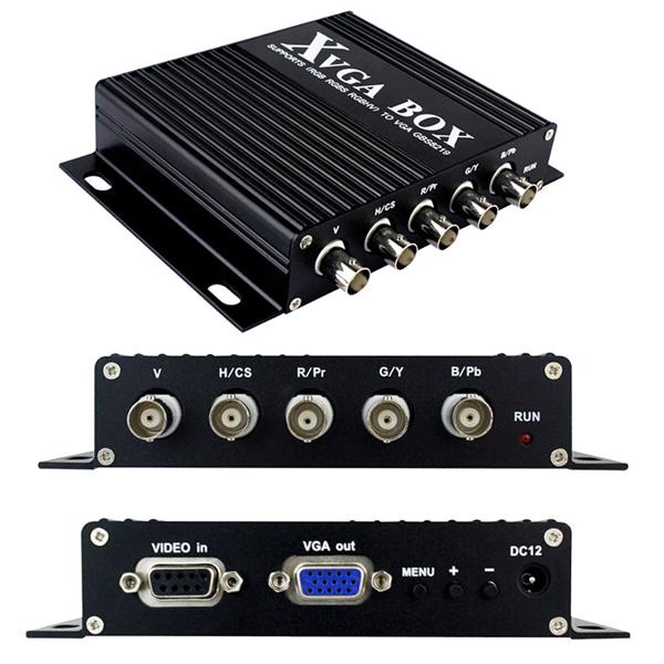 EGA convertidor de señal del monitor para máquinas cnc Y industriales CGA MDA