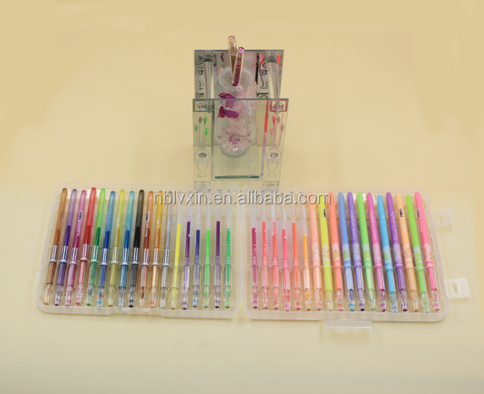 Colorful Writing Art Wholesale Gel Pen