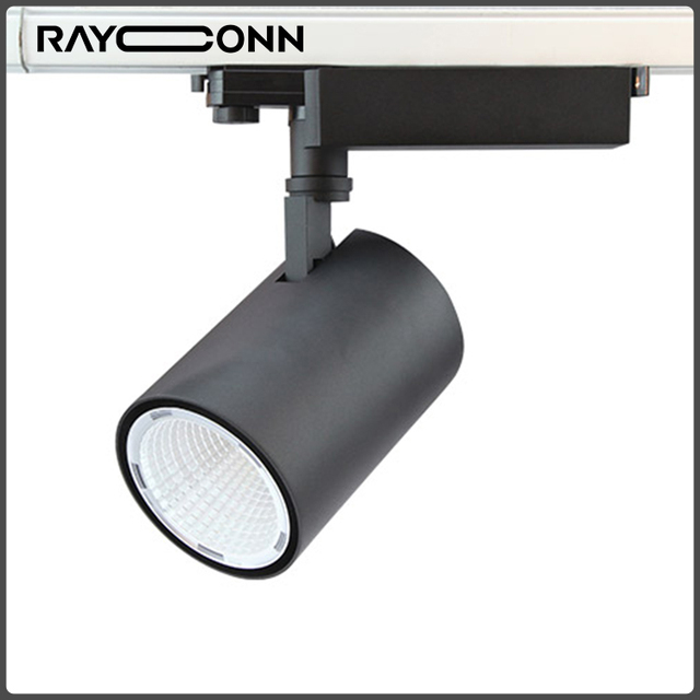 China commercial lighting sales wholesale alibaba hot sale factory direct price 30w commercial cob led track light aloadofball Image collections