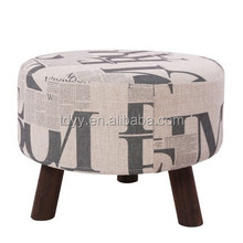high quality popular wholesale solid storage ottoman