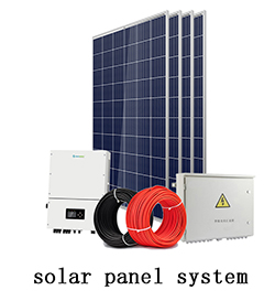 factory directly New popular product mono 200W solar panels for TUV ISO CE