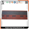 50 Year warranty professional manufactures coloured laminated asphalt roof shingles with great price