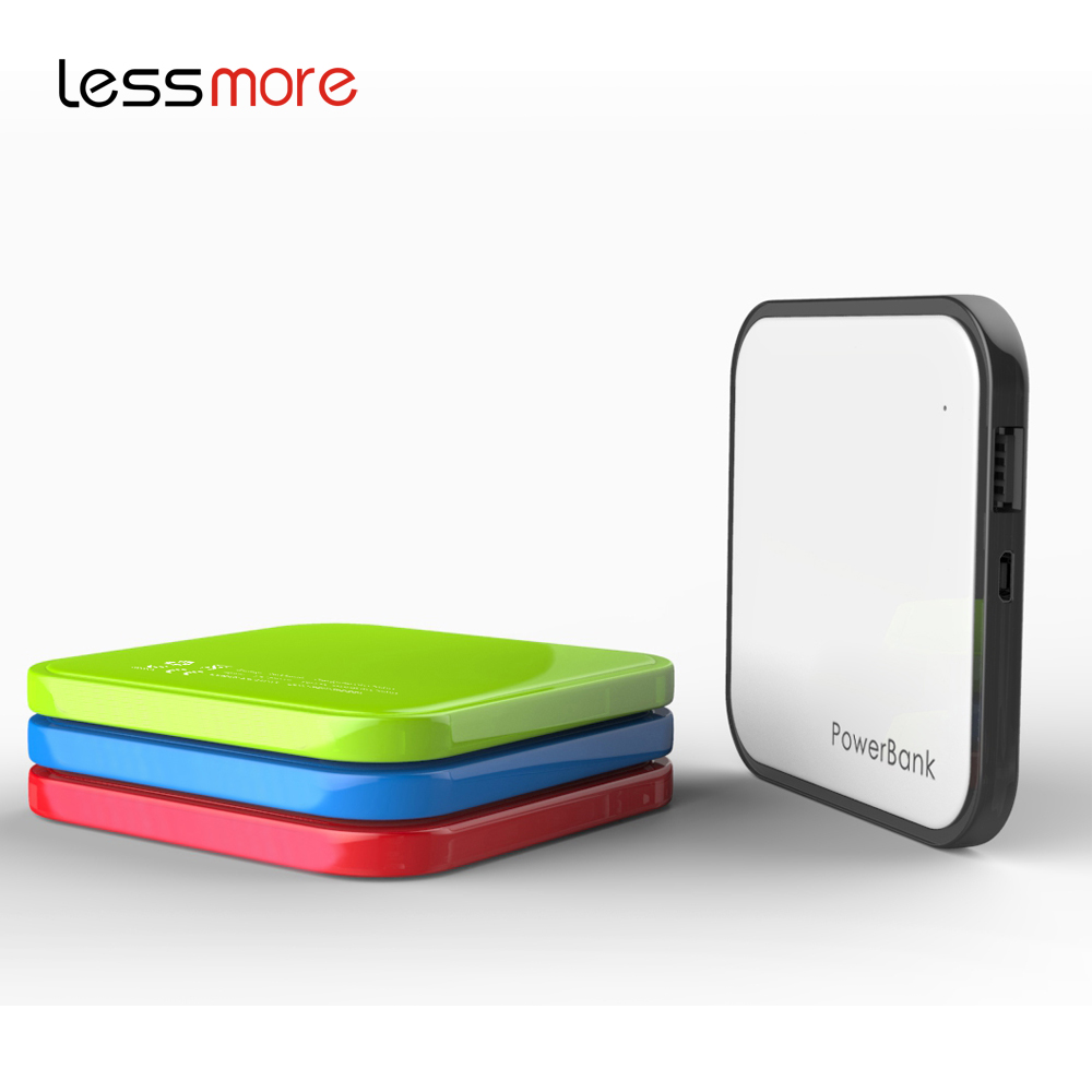 2017 gift promotion advertising thin card emergency power bank 2600mah new business ideas with 3d portable charger