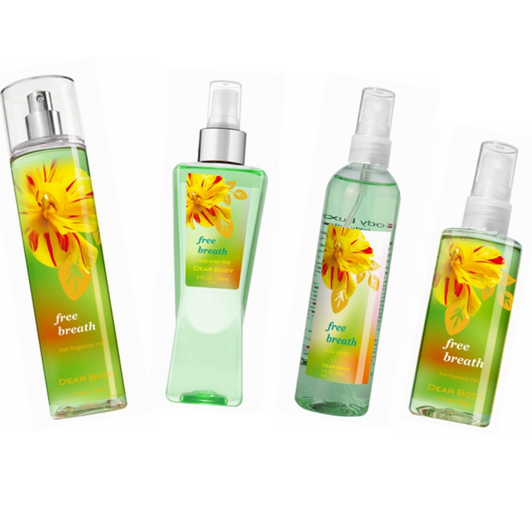 Hot selling deodorant body mist/body spray/body splash/keulen/parfume
