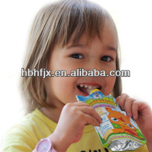 [100-1000ml]baby juice drink beverage spouted pouch filling and capping packing machine