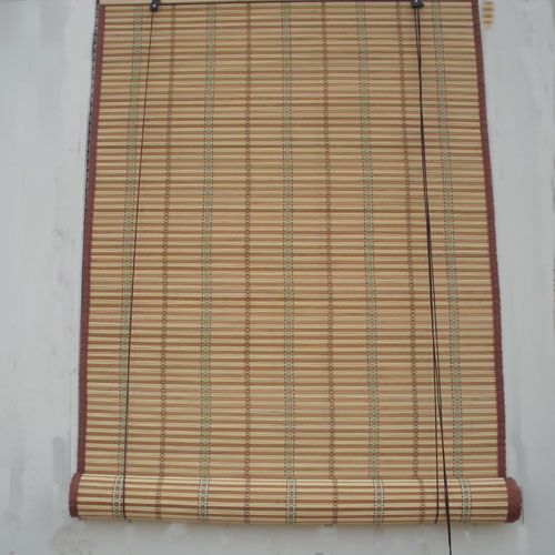 Bamboo Blinds For Exotic Window Decor Ideas