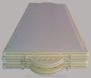 waste water treatment Flat sheet MBR membrane
