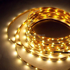 DC 12v 120LEDs/m Non-Waterproof 8mm Width Wide SMD 3014 Flexible Led Strip