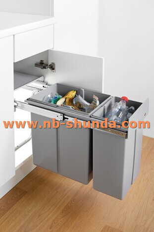 Kitchen Cabinet Kitchen Units With Lid Unique Recycle Bin