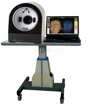 skin scanning machine