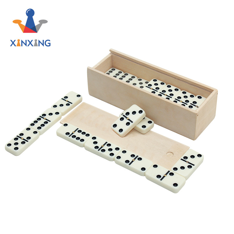 Plastic Dominoes 400 Tiles // Case Box A High Quality Domino Set USA w